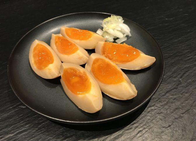 自家製煮卵